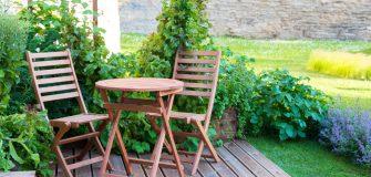 4 tips om jouw tuin vloer te beschermen
