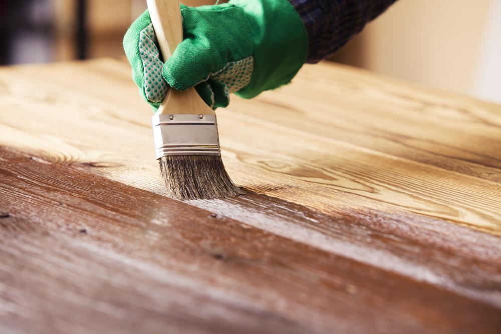 Houd ook een houten terras mooi