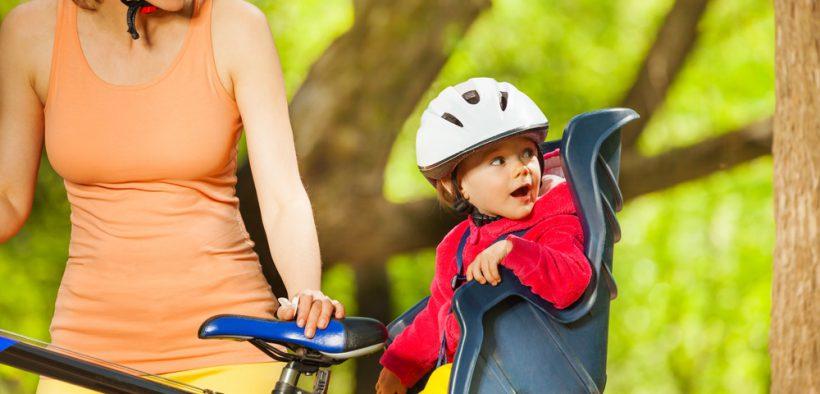Voor het eerst met je kind fietsen 3 tips