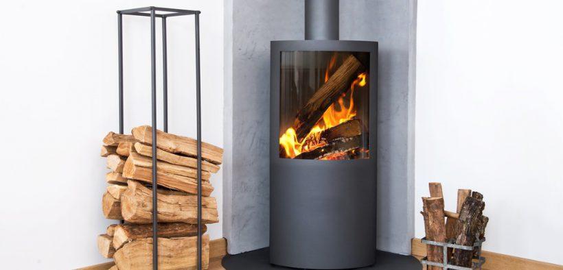 Je houtkachel langer warm houden met infrarood glas